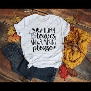 Pumpkin Vibes shirt